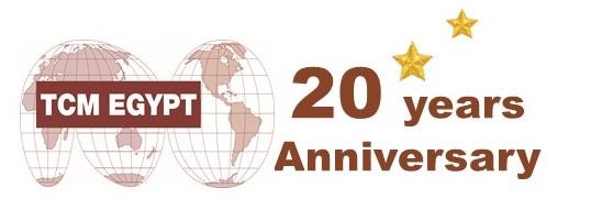 TCM Egypt logo