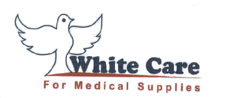 White care for medical supplies - logo