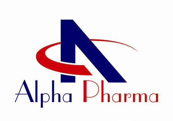 Alpha pharma - logo