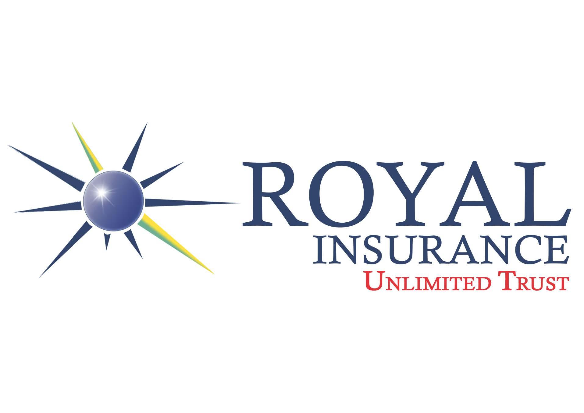 Royal insurance - logo