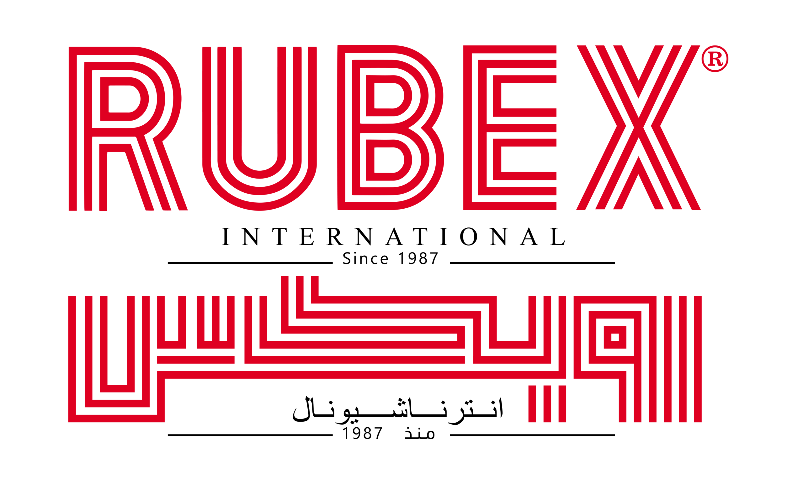 Rubex International - logo