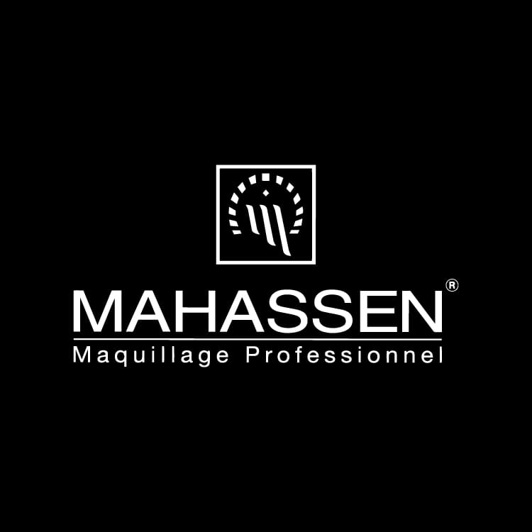 logo_mahassen maquillage profesionnelle